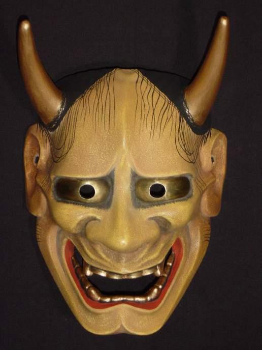 noh mask hannya