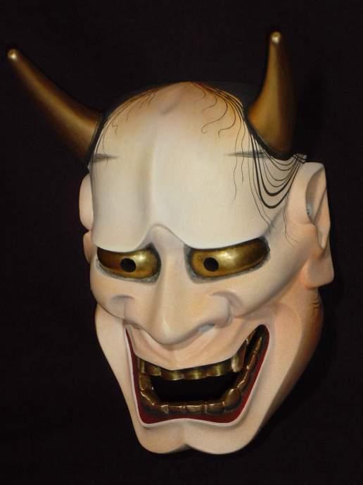 Noh Mask Hannya3
