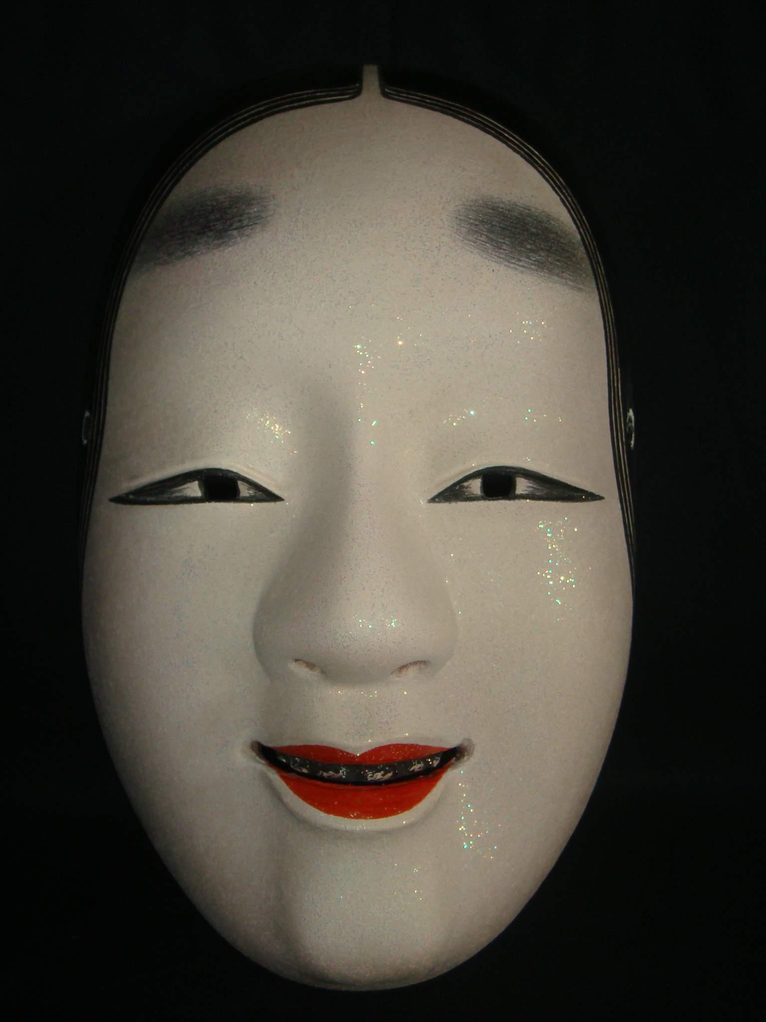 """what is noh The difference between noh and kabuki is that noh involves masks, geishas and rhythm kabuki uses makeup, onnagata [""""the onnagata is a cross-dressed ."""