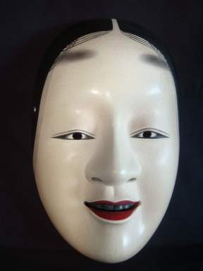 Noh mask OUMI-ONNA