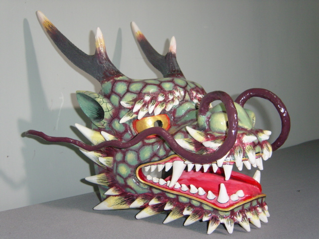 Ryujin Mask-1